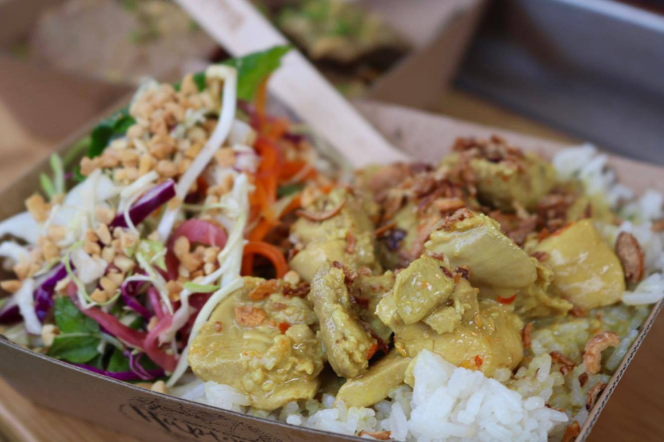 Hapunan Filipino Food Truck- Auckland