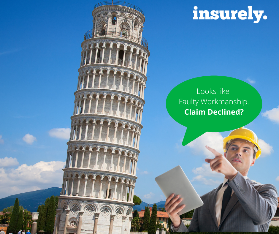 Man deciding if the insurance claim should be declined