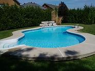 Pool maintenance service