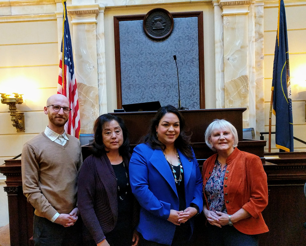 New Senate Democrats Leadership Team