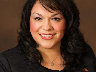Senator Luz Escamilla Honored by the Salt Lake Chamber for Contributions to the State of Utah