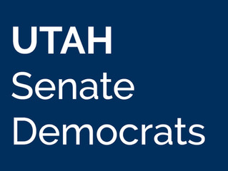 Utah Senate Democrats' Statement on Firework Restrictions