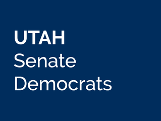 Utah Senate Democrats Support Conversion Therapy Ban