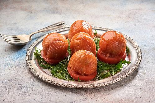 Кульки з лосося Гравлакс