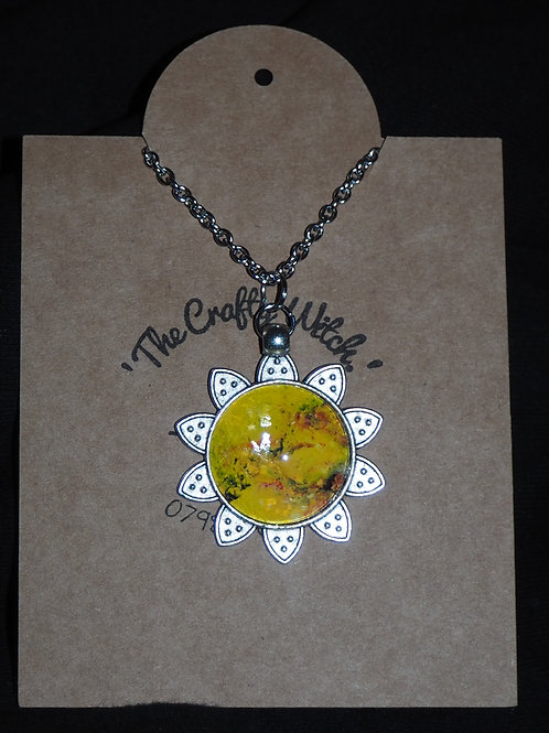 Summertime necklace