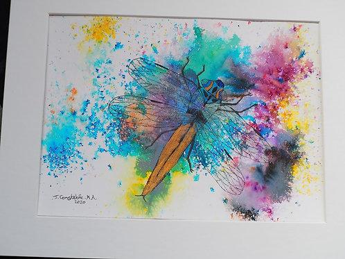 Dotty Dragonfly #8