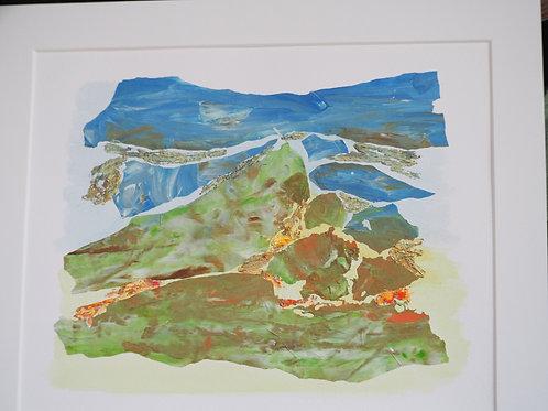 Fractured Landscape #9