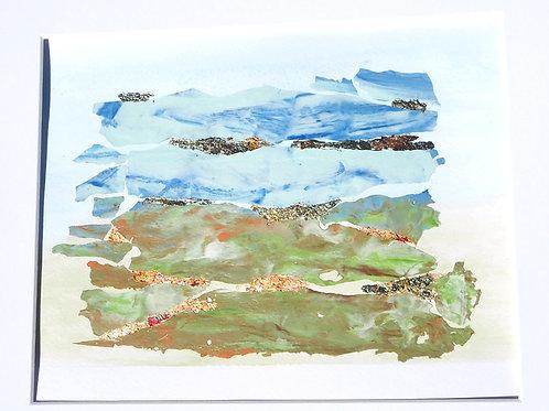 Fractured Landscape # 1