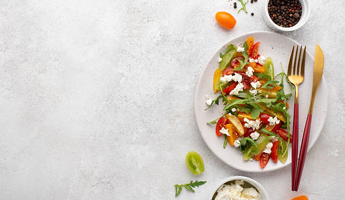 top-view-tomato-mix-salad-with-feta-chee