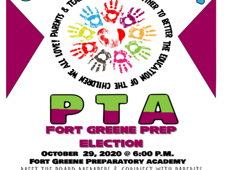 PTA/SLT Elections are coming!