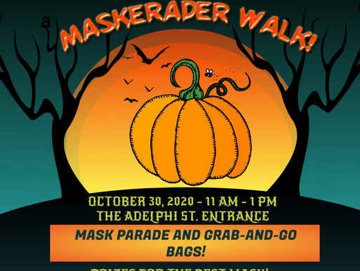 Join our Mask-erade!!!