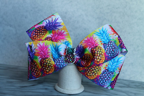 Pineapple Ema Bow
