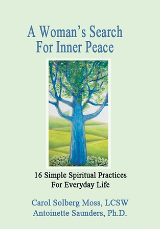 A Woman' Search for Inner Peace