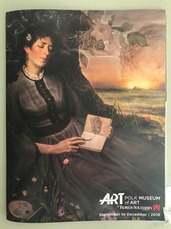 Polk Museum Magazine Cover