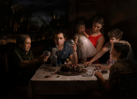 """Wine, Chocolate and Bosch"""