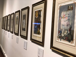 Solo Exhibition at The Municipal Mus