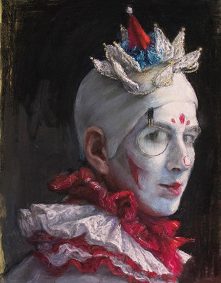 """""""Clown with Monacle"""""""