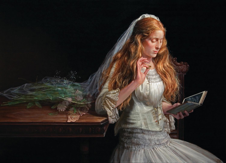 """Beatrice Reading : Homage To Dante"""