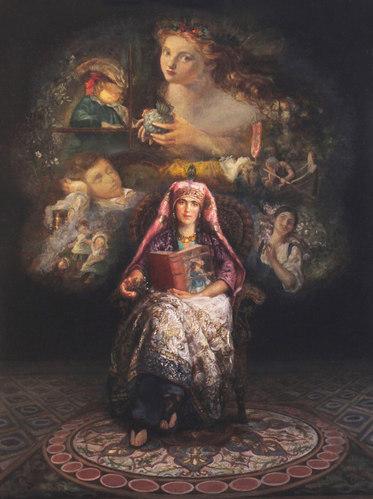 """""""The Storyteller:"""