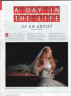 """International Artist Magazine"""