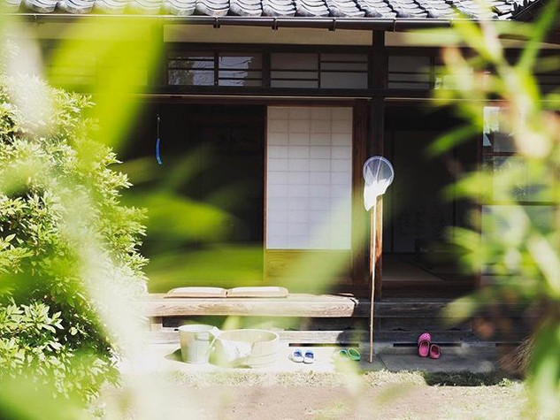 o004/南縁側/夏