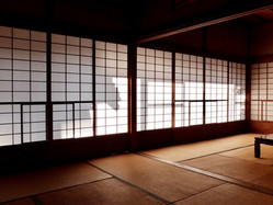w019/和室6畳から/冬