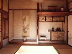 w002/和室8畳/床の間