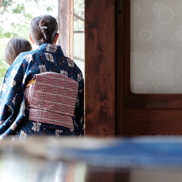 着付け教室お茶会