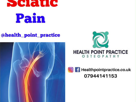 Sciatic Nerve Pain!