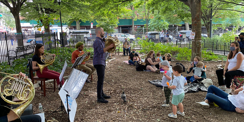 Mozart for Munchkins: Battery Park