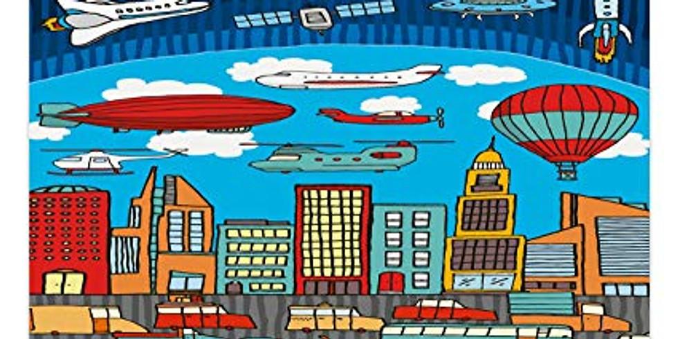 Sounds of the City! TriBeCa