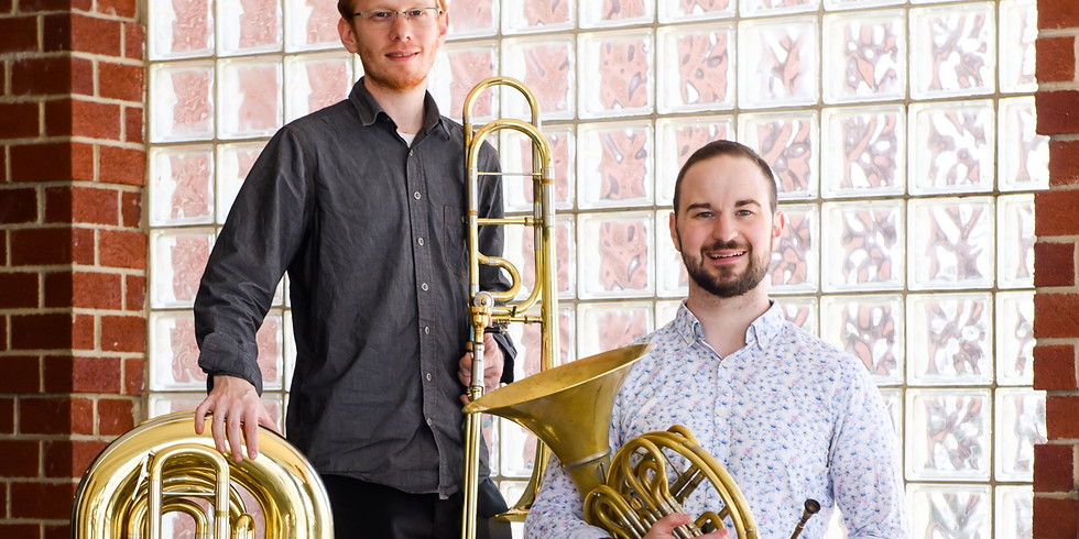 New York Brass Duo at Book Culture LIC!