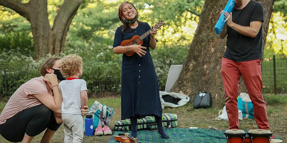 Mozart for Munchkins: Prospect Park with Musiquita!
