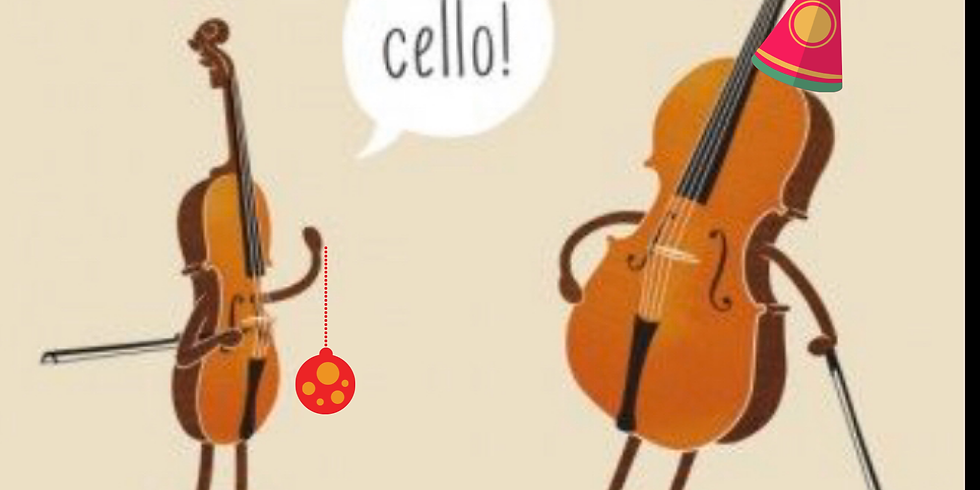 A Violin and Cello Holiday! Maclaren Pop-Up @ Maison Atia (UES) SOLD OUT!