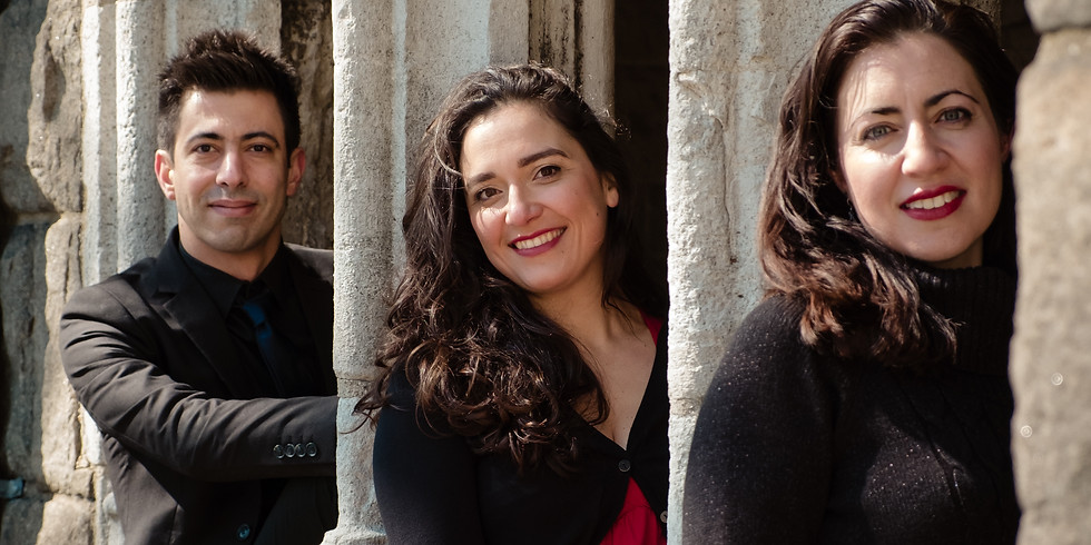Mozart for Munchkins presents Trio Cabrini! UWS **note the new time!