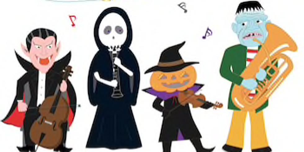 Mozart for Munchkins: West Village- Spooktacular!