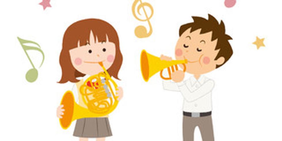Meet the Brass, LIC! (plus coffee & raffle)