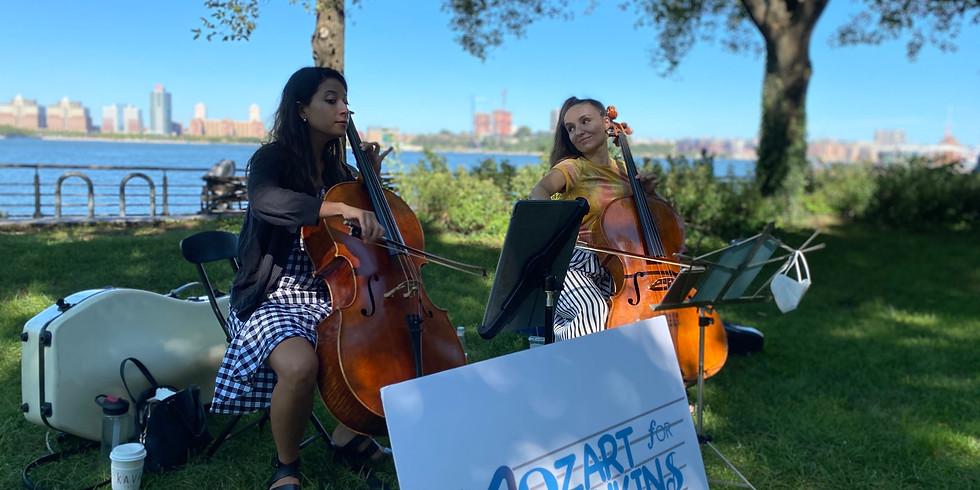 Mozart for Munchkins: Williamsburg - Brooklyn!  (1)