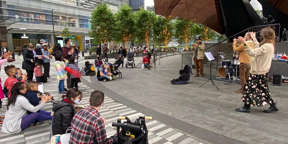 Mozart for Munchkins at Hudson Yards!