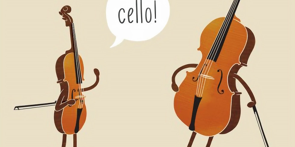 Hello Cello! Flatiron