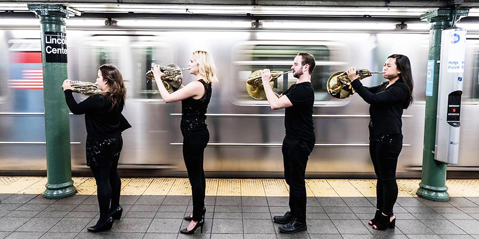Mozart for Munchkins presents Metropolitan Horn Authority! West Village