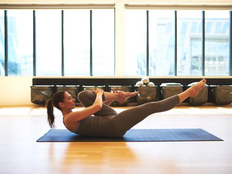 Why do Pilates ?