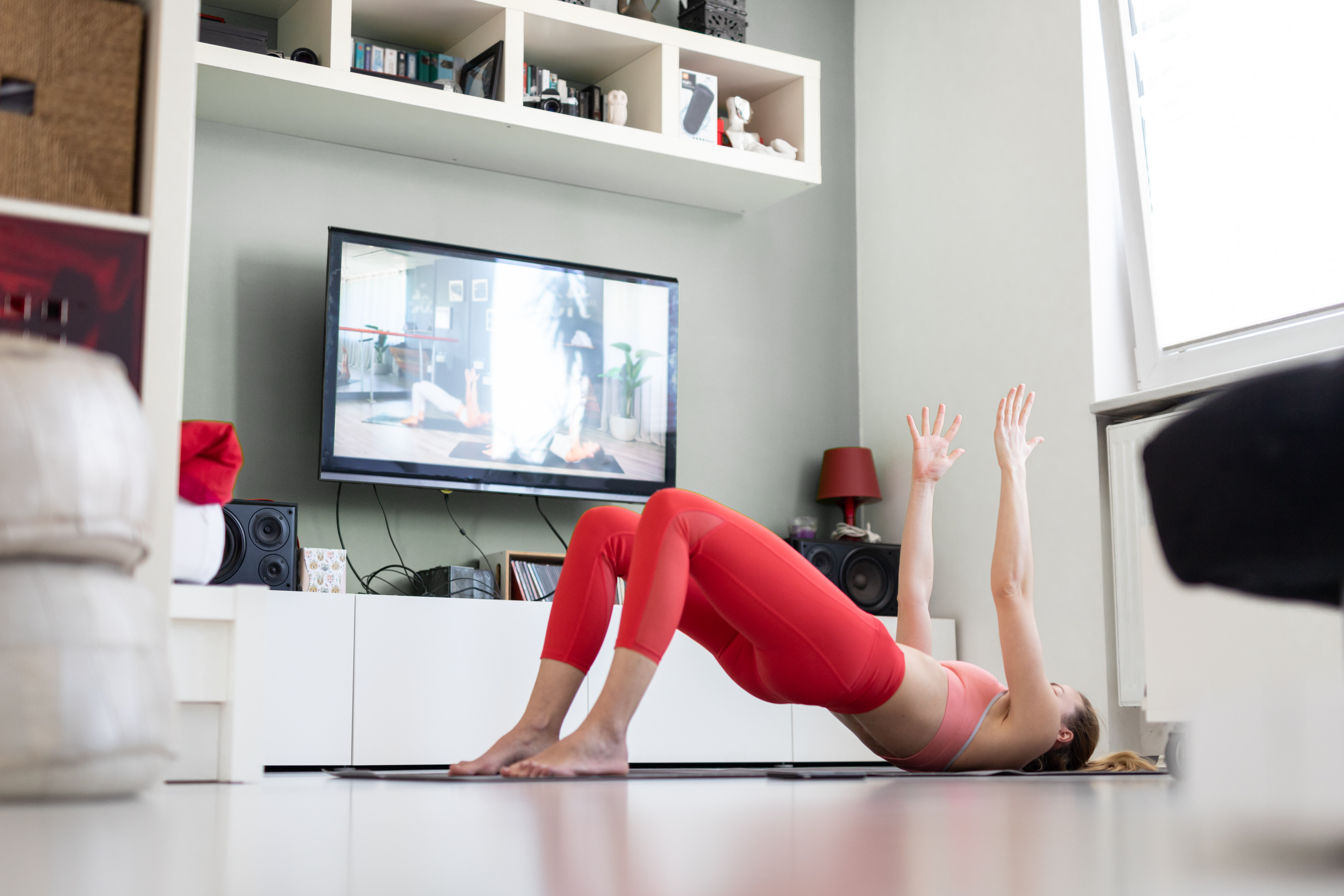 Zoom Pilates Wed 7.30pm ( 6 weeks)