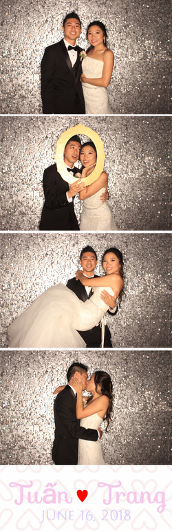 Sequin Photo Booth