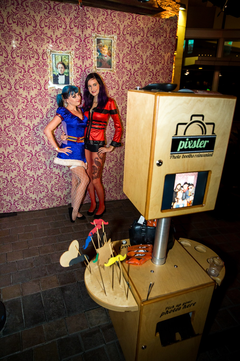 Photo booth rental Huntington Beach