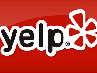 We've passed over 100 Yelp reviews!