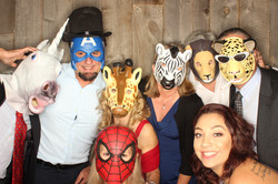 Animal Masks for Photo Booth