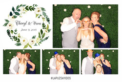 Green Hedge Photo Booth
