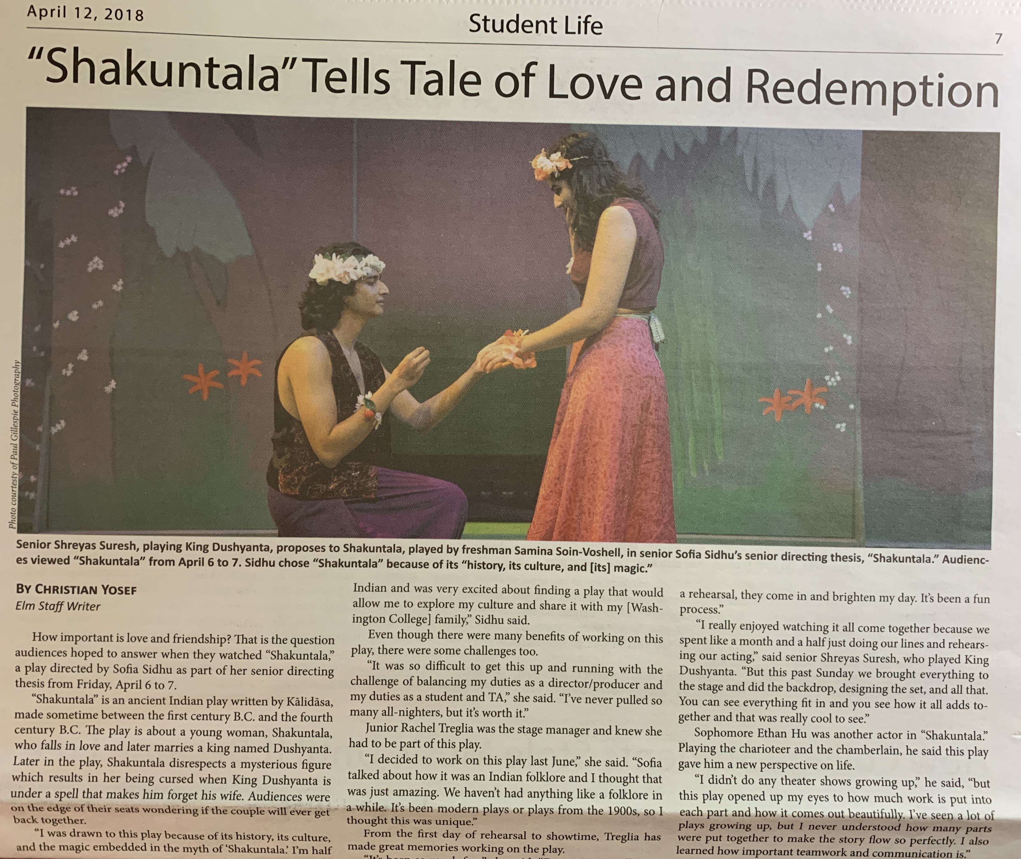 Article-Shakuntula