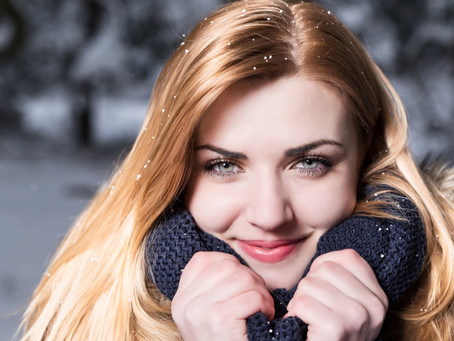 Caring For Your Skin When The Weather Is Frightful